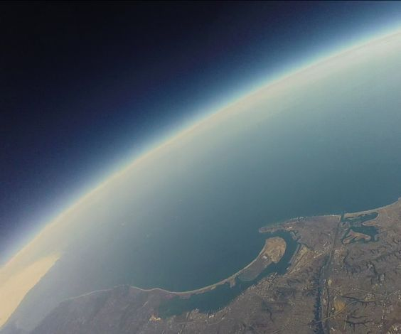 Proof the earth is round! The Arduino High Altitude Balloon Data Logger