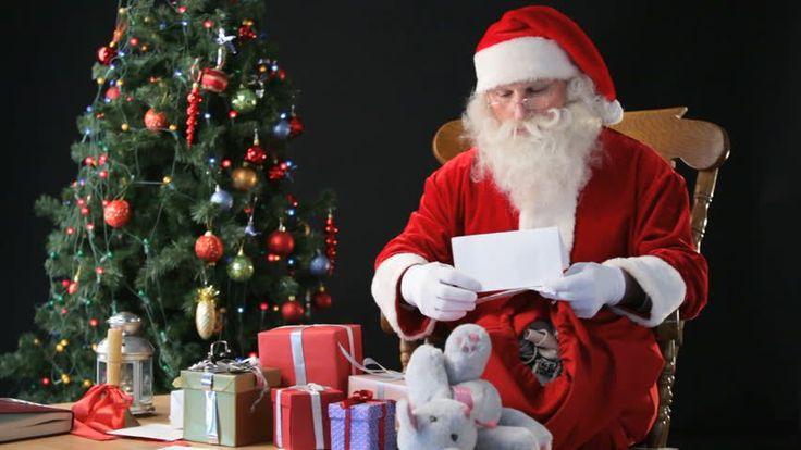 Scrisoare către Moş Crăciun!