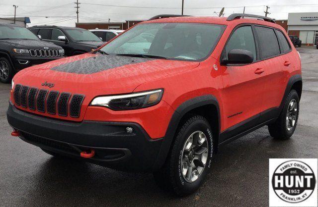 Ebay 2019 Cherokee Trailhawk 2019 Jeep Cherokee Trailhawk 10