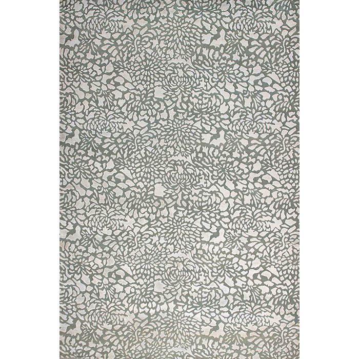 Ковер серого оттенка волны Alhambra Aqua #ковер #винтаж #ковры
