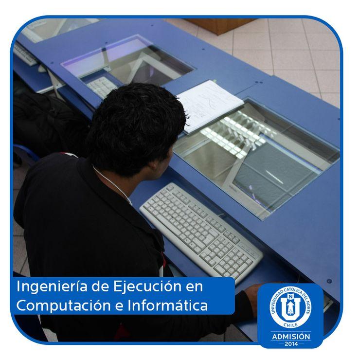 Ingeniería de Ejecución en Computación e Informática