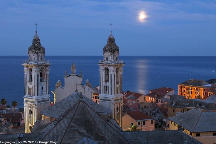 Laigueglia, Province of Savona, Liguria