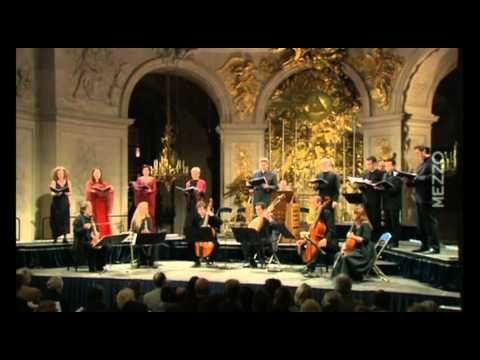 Jordi Savall - Le Concert des Nations - Charpentier: Messe Et Motets Pour La Vierge h400 h15 h83 h11A, Live 2007 Versailles.