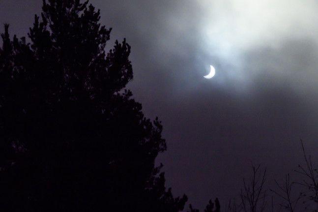 Solformørkelse III 20 mars 2015
