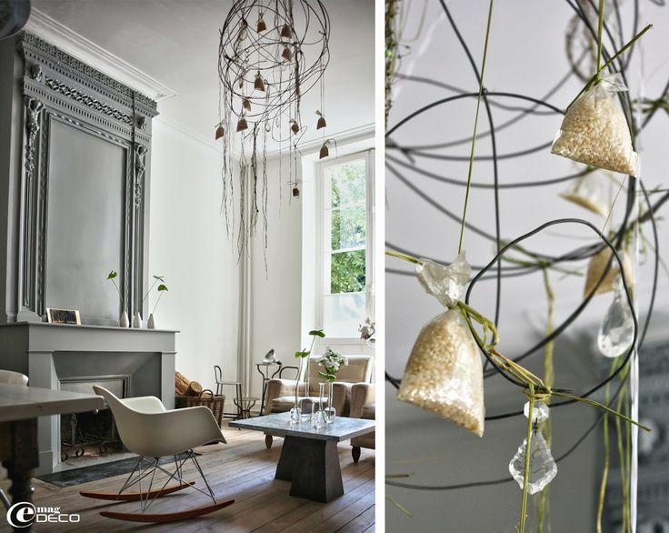 e-magDECO : Magazine de décoration: La maison en ville de Béatrice