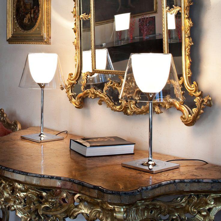 Lampa stołowa KTRIBE T2 z podwójnym kloszem 3510104X