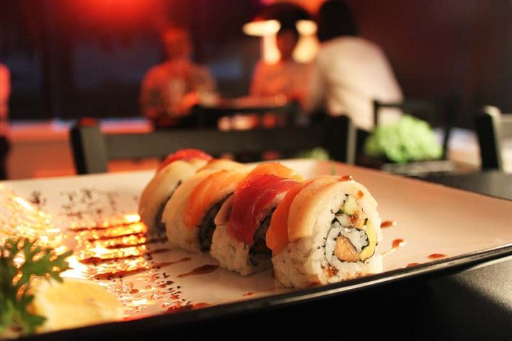"""A modern Sushi Bar located in the heart of Gananoque. Serving authentic Japanese cuisine, Asian traditions, and a hint of Western influences. Go enjoy a unique dining experience.   Sushi Sun Manotick, our previous location, was voted """"CTV Ottawa's Best Sushi""""!"""