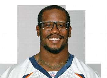 I totally have a crush on Von Miller :)