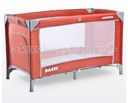 Caretero Basic  — 3400р. ---------------------------------------  Манеж Caretero Basic  С мыслью о родителях, которые ищут основную кроватку, подходящих как для путешествий, так и для дома, мы создали новинку: модель Basic Кроватка Caretero Basic отличается простой, надежной конструкцией, простотой использования, а также оригинальным дизайном и великолепной ценой, которая порадует каждого родителя Кроватка оснащена матрасом 120 x 60 см и сумкой, которые идеально подходят для использования в…