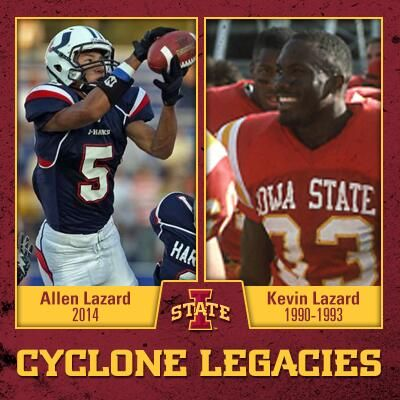 "Iowa State Football - ""Cyclone Legacies"" Concept for Signing Day"