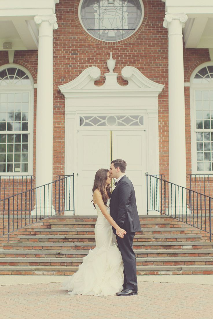 Morristown, New Jersey Wedding from Vanessa Joy Photography  Read more - http://www.stylemepretty.com/2013/07/26/morristown-new-jersey-wedding-from-vanessa-joy-photography/