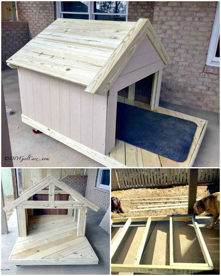 dog house ideas plans