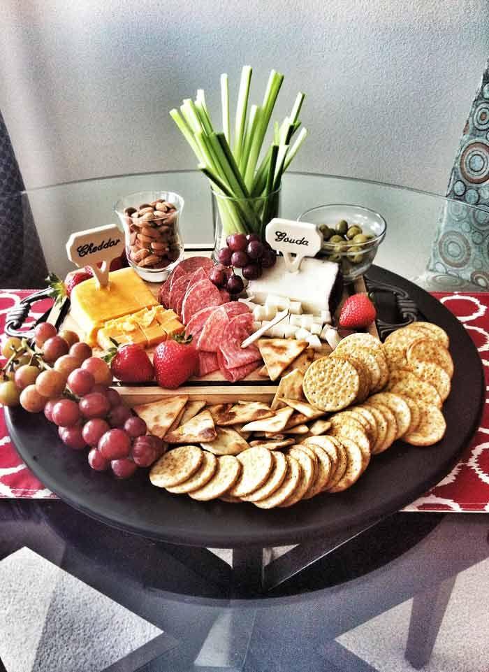 144 Best Cheese Platter Ideas Images On Pinterest