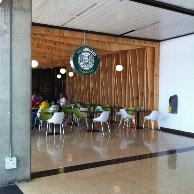 Cafe at the Rionegro Airport in Medellin, Colombia. Loved the simplicity of the design