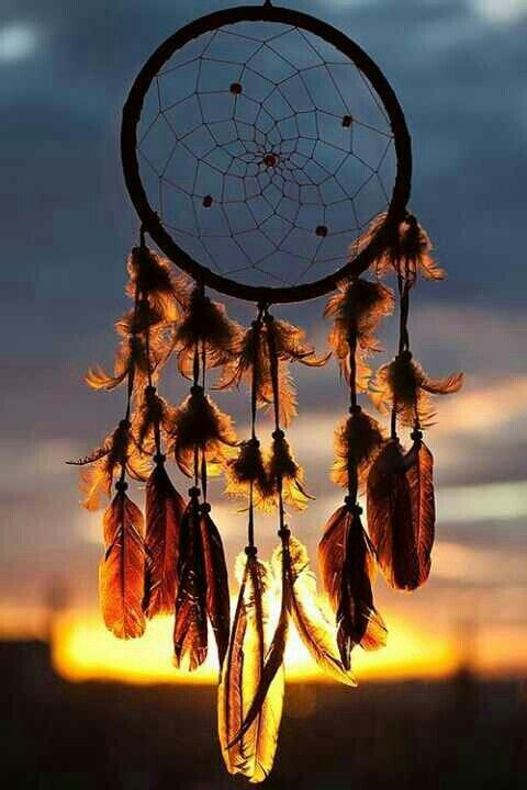 Sunset dream catcher | {je ne sais quoi} | Pinterest