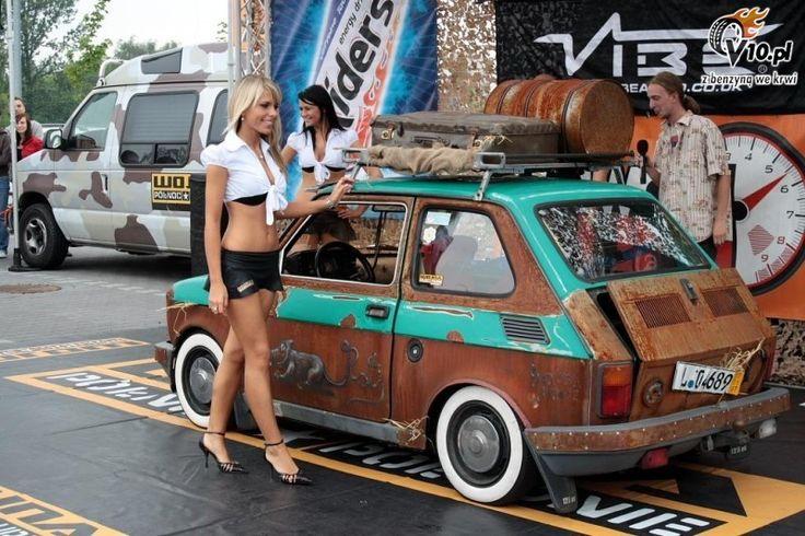 Kobiety & 126p | Polski Fiat 126p - nieoficjalna strona Malucha | ⇆ 239| it| https://www.pinterest.com/GiuseppeCardy/fiat/