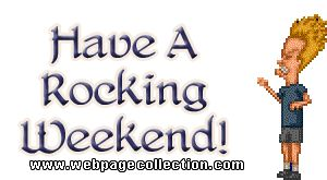 happy weekend gif   Happy Weekend Comments and Graphics Codes for Myspace…