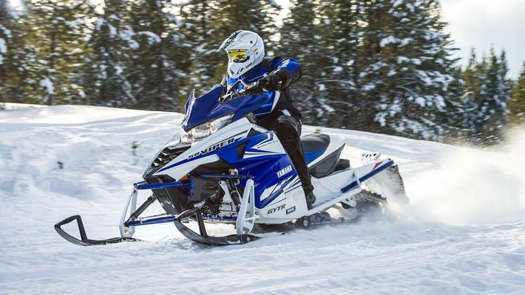 Skuter śnieżny Yamaha SR VIPER X-TX SE