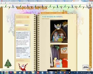 El blog de Infantil del CEIP Padre Manjón
