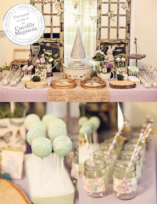Alice in Wonderland | Photos by G+H Photography http://www.gandhphotography.com/ | #kids #party #celebration #styling #cake #decor