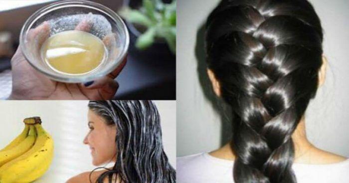 Αναμειγνύει δύο υλικά και τα βάζει στα μαλλιά της.. Το αποτέλεσμα συναρπαστικό.. -idiva.gr