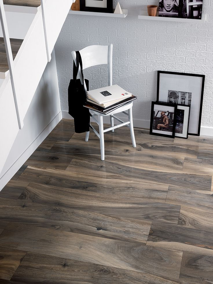 Tile and wood flooring pictures to pin on pinterest - Kauri Fiordland 8 Quot X 48 Quot Natural Finish Wood Plank