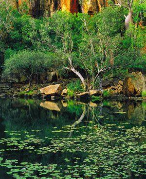 Australian Scenics: Adcock Gorge