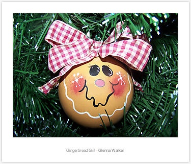 Gingerbread Christmas ball: Gingerbread Faces, Christmas Ball Soooooo, Gingerbread Girls, Christmas Ornaments, Gingerbread Christmas, Christmas Balls, Gingerbread But, Christmas Gingerbread, Faces Ideas