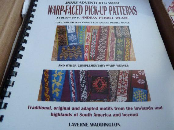 Laverne Waddington Backstrap Weaving / by PlainNSimplyHandMade, $70.00