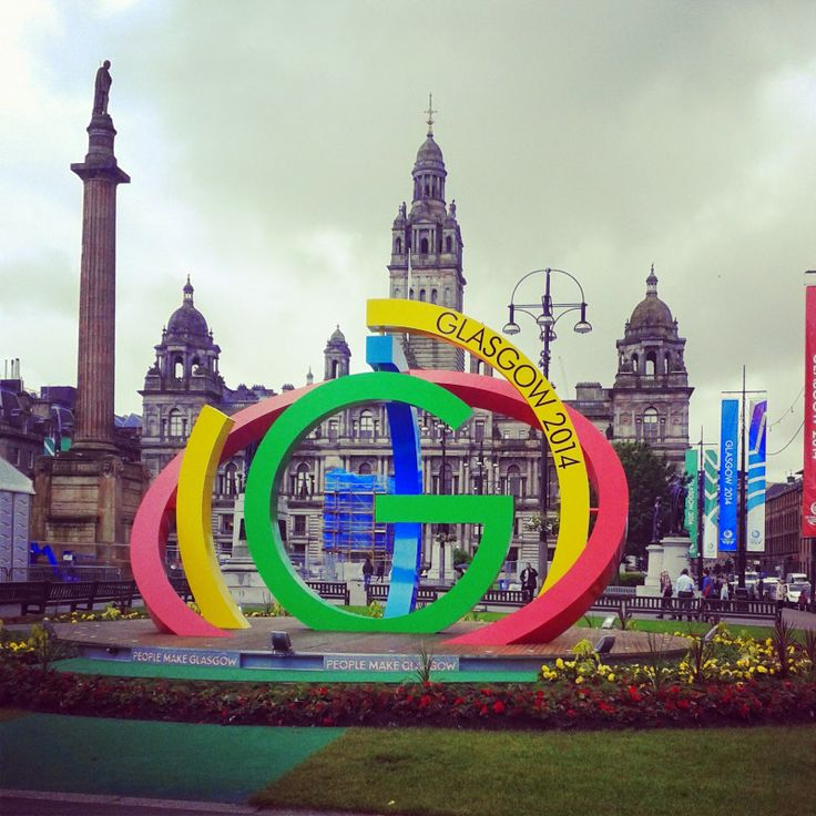 Glasgow 2014 Commonwealth Games | I'm a Clyde-sider :)