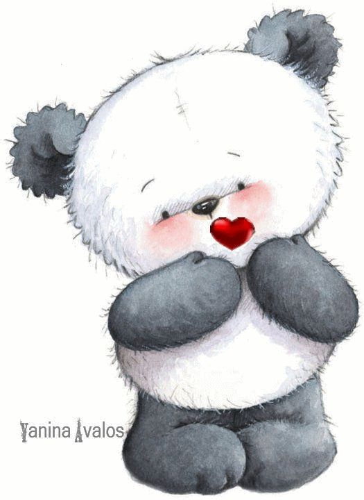 151 best ArtPanda Love images on Pinterest  Pandas Panda art