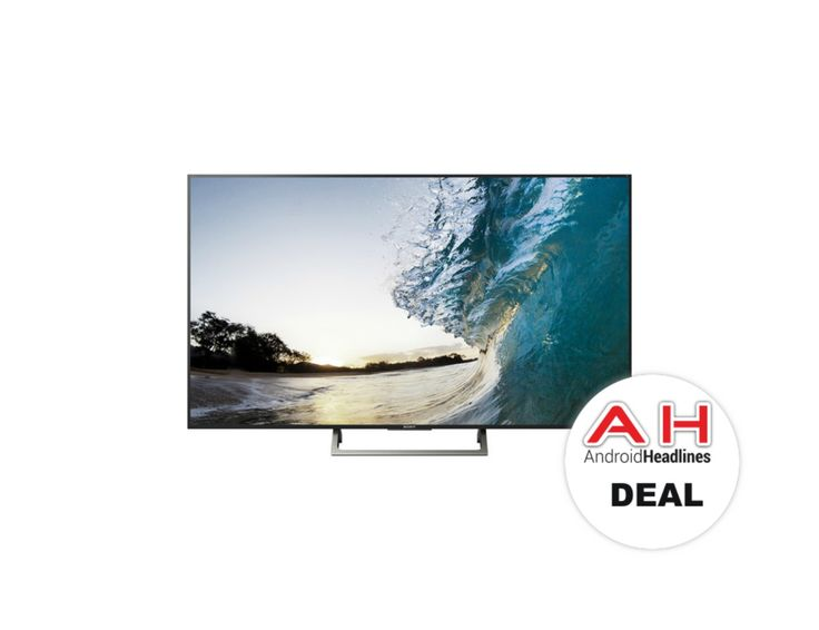 Deal: Sony XBR-X850E 75-inch HDR UHD Smart LED TV for $1998 – 1/23/18 #Android #Google #news