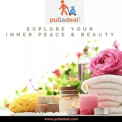 Recreate and refresh yourself at #Best #Spas in Delhi/NCR with pulladeal.com