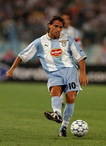 Roberto Mancini, Lazio