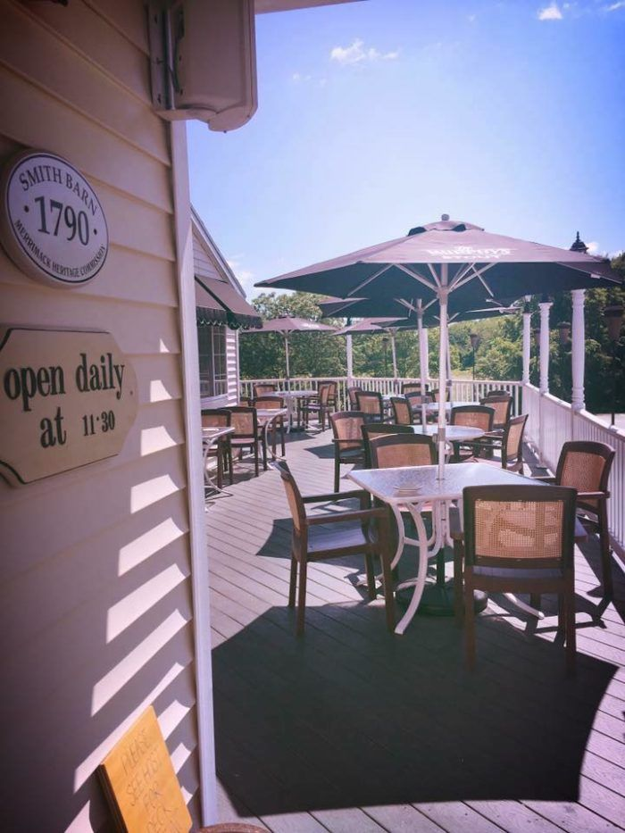 The Homestead Restaurant And Tavern Merrimack