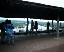 River lookout at Olifants Restcamp