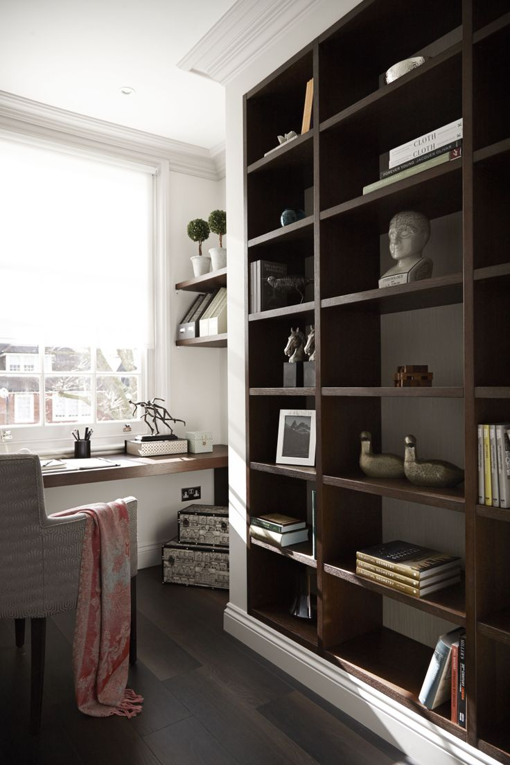 atherton library traditional home office. Modern Bookshelves In A Traditional Setting Atherton Library Home Office 5
