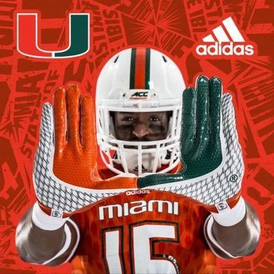 Miami is adidas Football