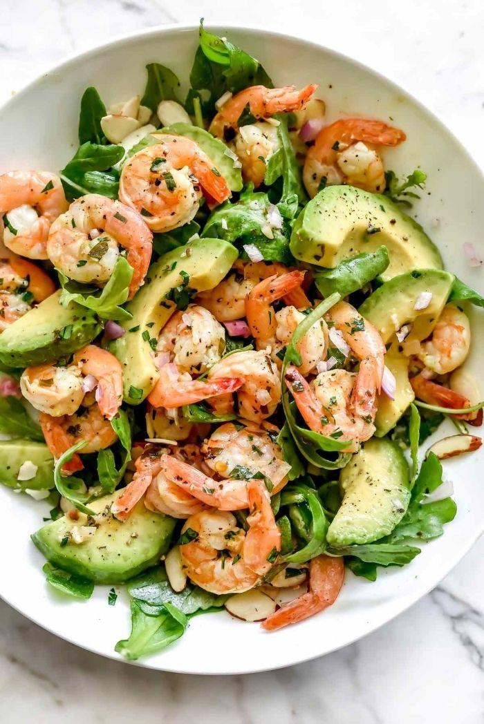 1001 + idées fraîcheur pour trouver votre recette salade d ...