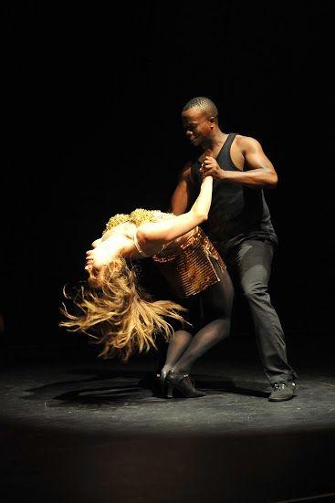 Latin and Ballroom Dancers