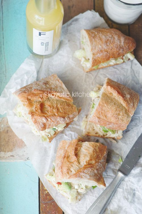 Spring Chicken Sandwich