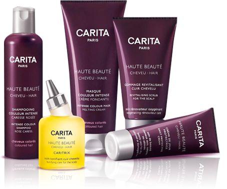 Carita Paris - shampoo maschere e trattamenti speciali per capelli