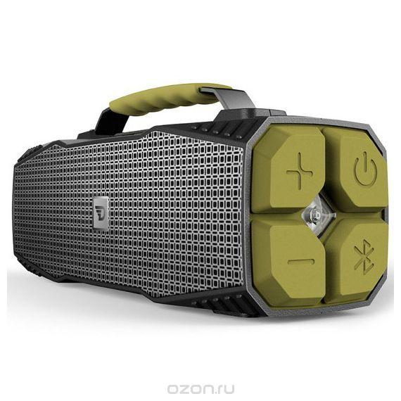 Купить Портативная колонка DreamWave Survivor Green в интернет-магазине OZON.ru с доставкой. Товар партнера DreamWave по лучшей цене - Выбирайте!