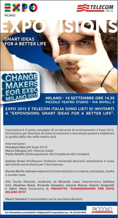 Milano, si presenta un'imperdibile opportunità per avvicinarsi all'appuntamento EXPO 2015.