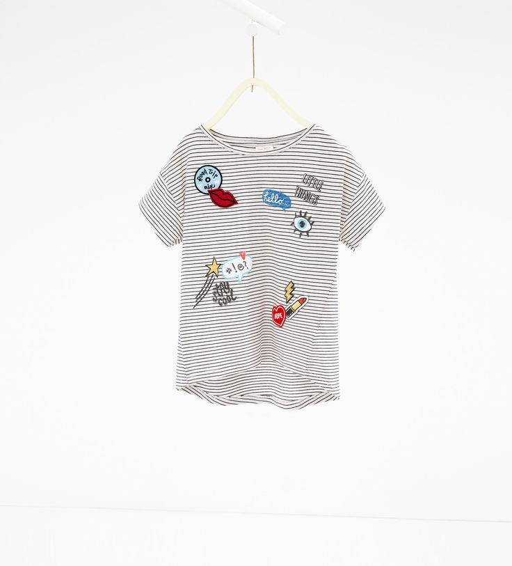 Patches T-shirt