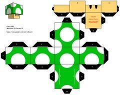 "Super Mario Bros - CuboART - CuboART ""Pagina Oficial"""
