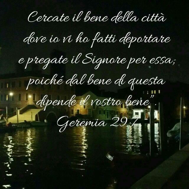 Geremia 29:7