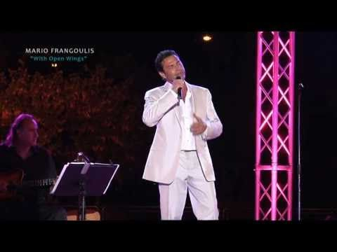 """Mario Frangoulis - """"With Open Wings"""" - Moments..."""