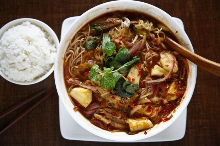 Looking to try something new for dinner? Reddit users in Houston asked foreign residents to share the most authentic ethnic restaurants in the city. Click through the gallery to see the most popular choices for ethnic restaurants, grocers and eateries in the Bayou City. Photo: The Penang Assam Laksa noodle soup at Banana Leaf. Photo: Michael Paulsen, Houston Chronicle / Houston Chronicle