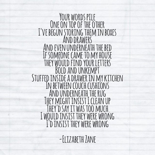 Words can be a gift or a curse. #letters #poetsofinstagram